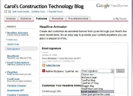 emailblogsign