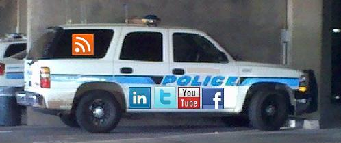 The Police Cost Of Facebook And Twitter