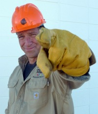 Mike Rowe is passionate about the construction industry