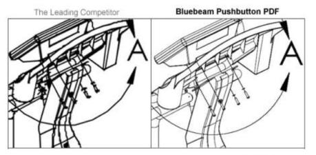Cad Drawing conversion to PDF Comparison: Bluebeam vs Competition