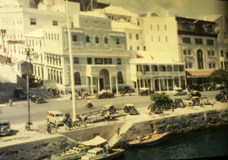 Architects designed Bermuda before LinkedIn existed