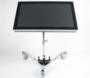 "32"" Liquid Display with Stand"