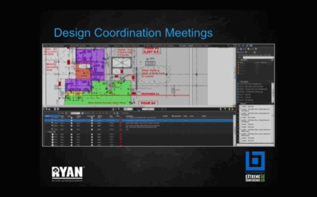 Construction Design Coordination Meeting using Bluebeam Studio